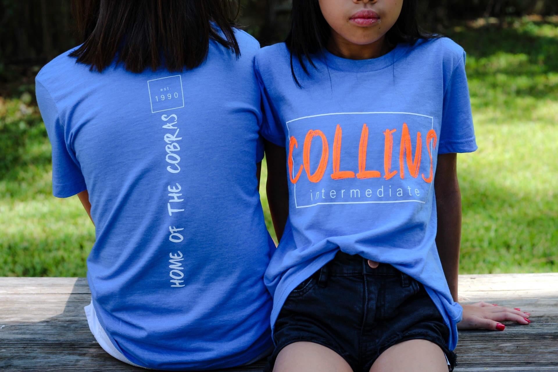 SALE! 2019-2020  Blue T-shirt